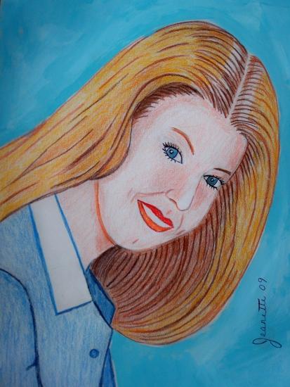 Faith Hill par Jeanette